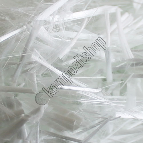 PROGLASS - Cam Fiber Elyaf Kırpılmış 12mm