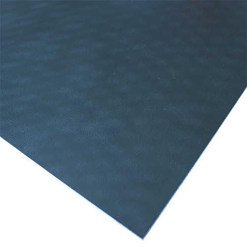 G10 Siyah Plaka T:1mm CNC Kesimli Levha