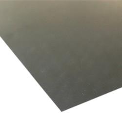 G10 Siyah Plaka T:1mm CNC Kesimli Levha - Thumbnail