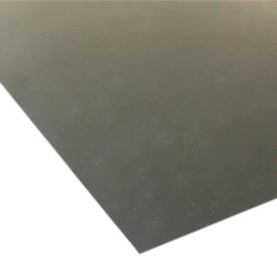 Cam Fiber Siyah G10 Pro Plaka T:1mm 40x50cm - Thumbnail