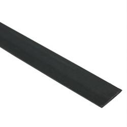 - Cam Fiber Siyah Şerit 1.0mmx45mm Boy:130cm