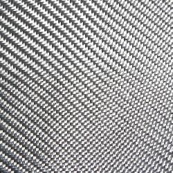 PROFABRIC - Dekoratif Cam Elyaf Kumaş 290 gr/m2 twill Gümüş