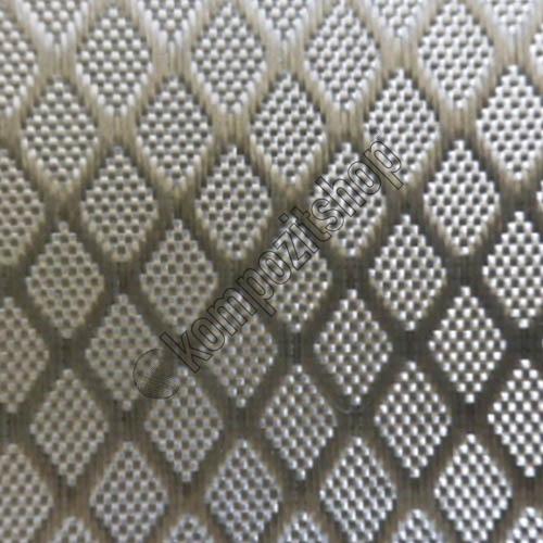 PROFABRIC - Dekoratif Cam Fiber Kumaş 200 gr/m2 Rhomb