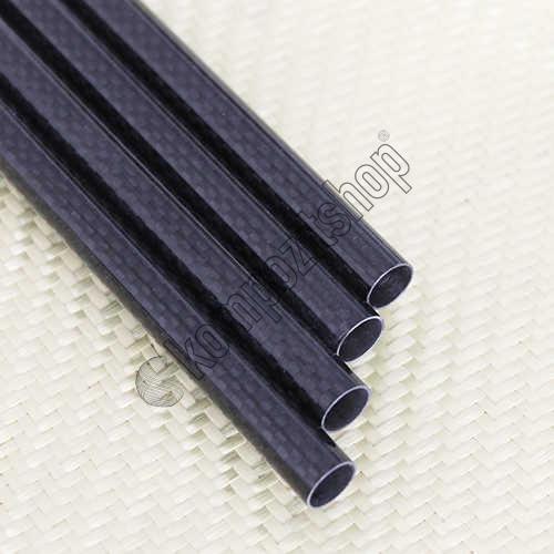 Karbon Fiber Boru 3K Dış/İç Çap:10mm/8mm