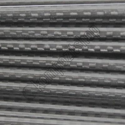 PROTUBE3K - Karbon Fiber Boru 3K Dış/İç Çap:16mm/14mm