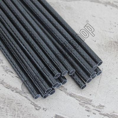 PROTUBE3K - Karbon Fiber Boru 3K Dış/İç Çap:18mm/16mm