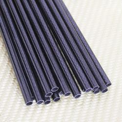 PROTUBE3K - Karbon Fiber Boru 3K Dış/İç Çap:24mm/22mm