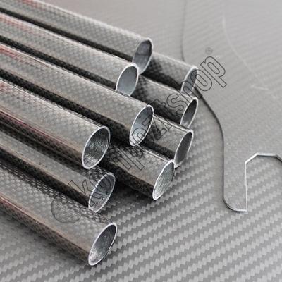 PROTUBE3K - Karbon Fiber Boru 3K Dış/İç Çap:26mm/24mm