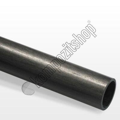 EKOTUBE-CARBON - Karbon Fiber Boru Eko Dış/İç Çap:9mm/7mm