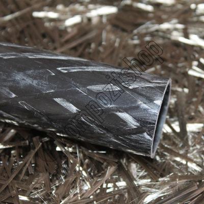 PROTUBE-CARBON - Karbon Fiber Boru Pro Dış/İç Çap:15mm/12mm