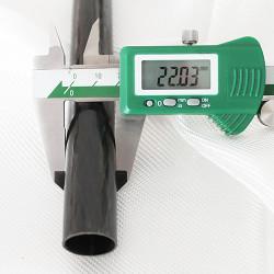 PROTUBE-CARBON - Karbon Fiber Boru Pro Dış/İç Çap:22mm/20mm
