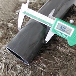PROTUBE-CARBON - Karbon Fiber Boru Pro Dış/İç Çap:60mm/56,50mm