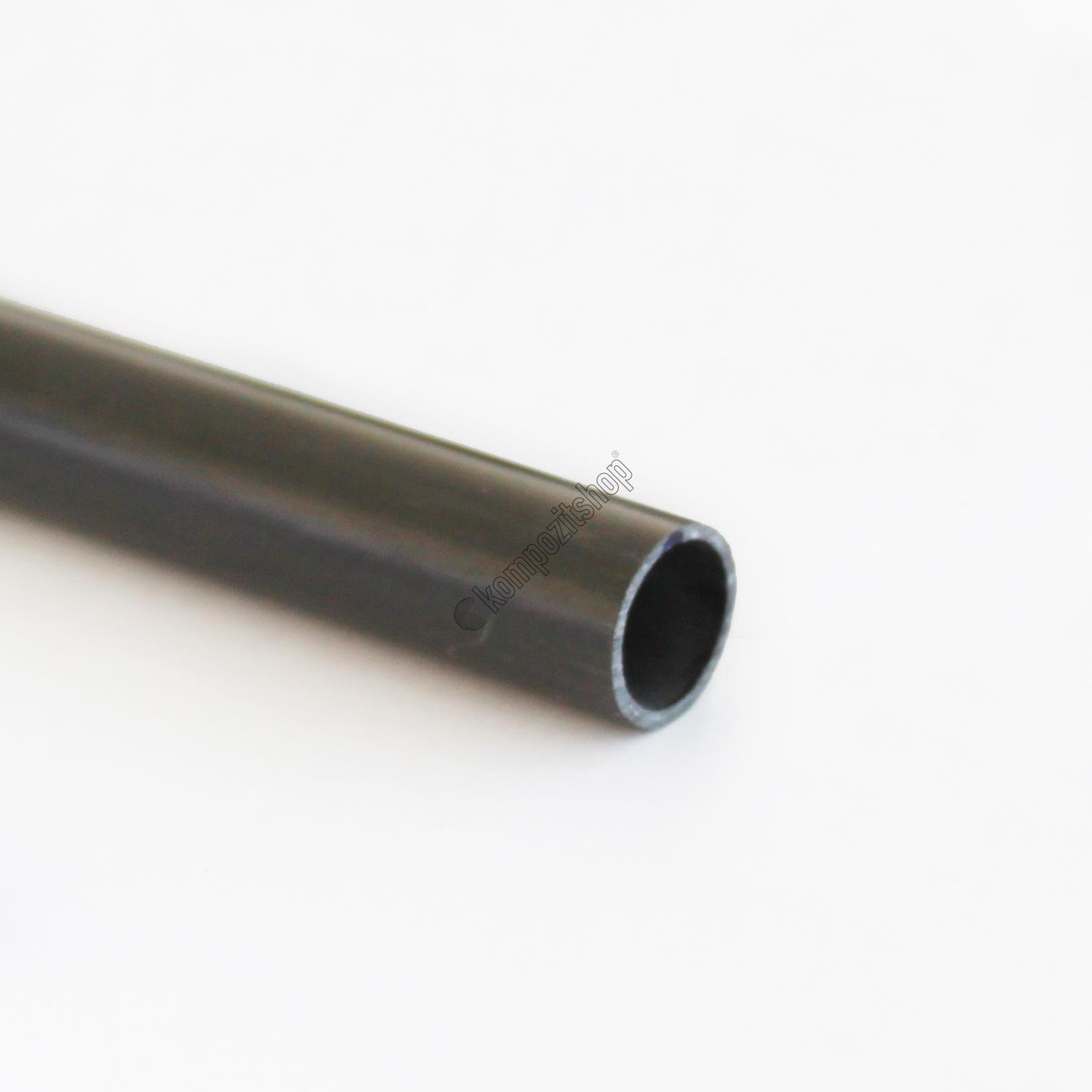 PROTUBE-CARBON - Karbon Fiber Boru Pro Dış/İç Çap:8mm/6mm