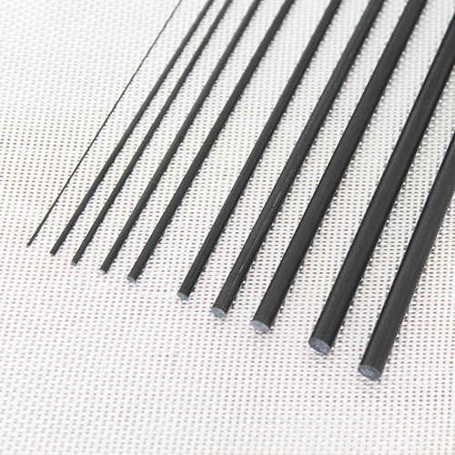 Karbon Fiber Çubuk Çap:12mm