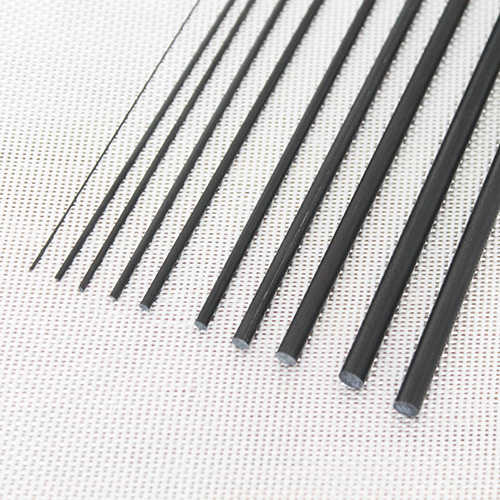 Karbon Fiber Çubuk Çap:14,8mm