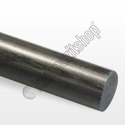 PROROD-CARBON - Karbon Fiber Çubuk Çap:20mm