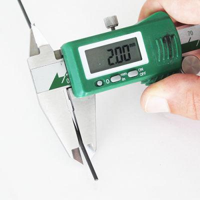 PROROD-CARBON - Karbon Fiber Çubuk Çap:2mm