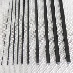 PROROD-CARBON - Karbon Fiber Çubuk Çap:9mm