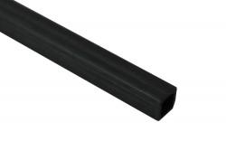 EKOTUBE-CARBON - Karbon Fiber Kare Profil Dış/İç 4mm/3mm