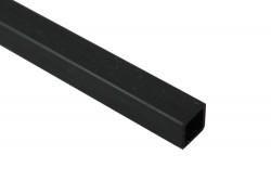 EKOTUBE-CARBON - Karbon Fiber Kare Profil Dış/İç 6mm/4,8mm