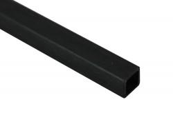 EKOTUBE-CARBON - Karbon Fiber Kare Profil Dış/İç 5mm/4mm