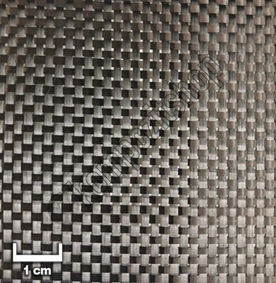 PROFABRIC - Karbon Fiber Kumaş 200 gr/m2 3k plain