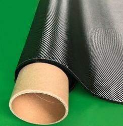 PROFABRIC - Karbon Fiber Kumaş 245 gr/m2 3k twill