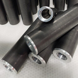 - Karbon Fiber Merdane Dıs/Ic Cap:44mm/42mm