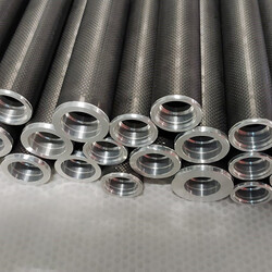 - Karbon Fiber Merdane Dıs/Ic Cap:34mm/28mm