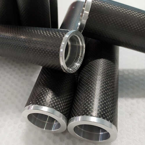 Karbon Fiber Merdane Dıs/Ic Cap:20mm/18mm