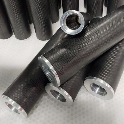 Karbon Fiber Merdane Dıs/Ic Cap:44mm/42mm