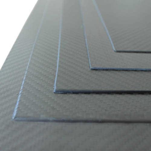 Karbon Fiber Plaka Pro T:1,5mm 50cmX50cm