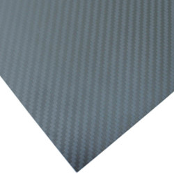 PROPLATE-CARBON - Karbon Fiber Plaka Pro T:1mm 50cmX50cm