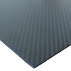 PROPLATE-CARBON - Karbon Fiber Plaka Pro T:2mm 50cmX50cm