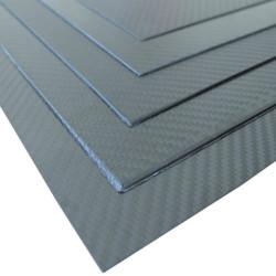 PROPLATE-CARBON - Karbon Fiber Plaka Pro T:3mm 50cmX50cm