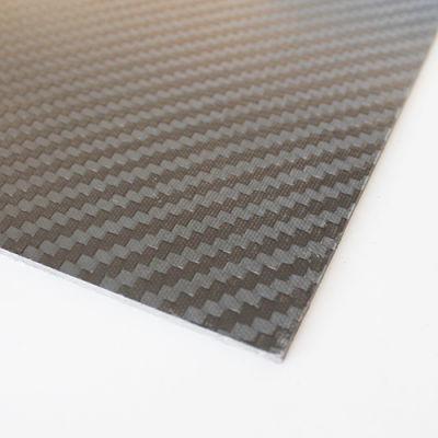 EKOPLATE-CARBON - Karbon Fiber Plaka T:1,5mm 48cmX48cm