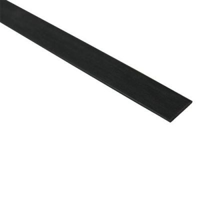 PROSTRIP-CARBON - Karbon Fiber Şerit T: 1mm x 10mm