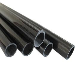 Karbon Fiber Zıpkın Borusu D/İ Çap: 30mm/26mm - Thumbnail