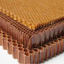 - Nomex Honeycomb T:1,5mm C:3,2mm-29kg/m3 115cmx250cm
