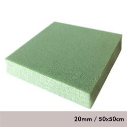 - PVC Köpük C70.75 T:20mm 50x50cm