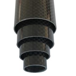 - Teleskopik Karbon Fiber Boru Üretimi